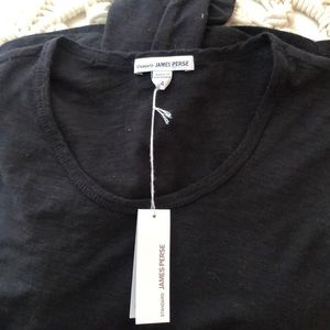 COPY - NWT James Perse long sleeve shirt